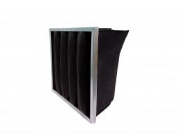 Filtr kieszeniowy węglowy EU4 B-400x400x200/5k