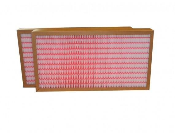 Filtr EU7 KOMFOVENT DOMEKT REGO 400 V.(450x210x46)