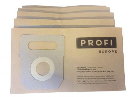 Worki papierowe do odkurzacza ZAKŁAD SILNIKÓW PROFI 1 oraz PROFI 3