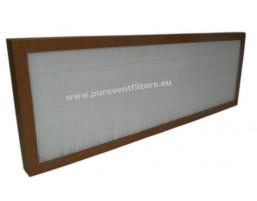 Filtr EU5 do SALDA RIRS 700 VER/VEL/VWR/VWL EKO 3.0 (545x260x46)