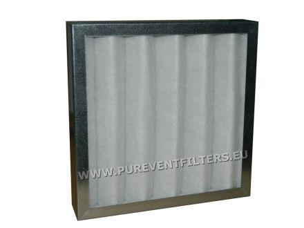 Filtr kasetowy  EU4 Brink Renovent HR Small (290x136x25)