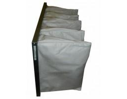 Filtr kieszeniowy PVF EU5 B-652x652x5x540