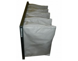 Filtr kieszeniowy PVF EU5 B-683x683x5x540