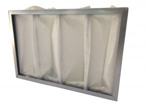 Filtr EU4 do kabiny z płaszczem wodnym (600x460x200)