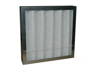 Filtr EU5 do JUWENT typu CP-1/CP-2/CP-3 (580x300x48)