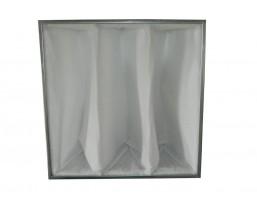 Filtr kieszeniowy JUWENT typu CP-2. B-287x287x600