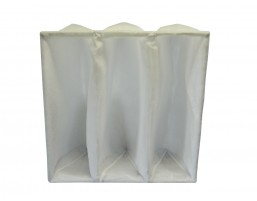 Filtr kieszeniowy PVF EU5 B-438x438x3x400