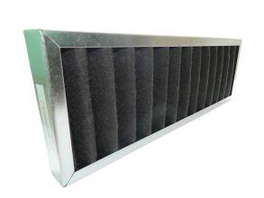 Filtr kasetowy węglowy do rekuperatora WANAS 345 (260x332x40)