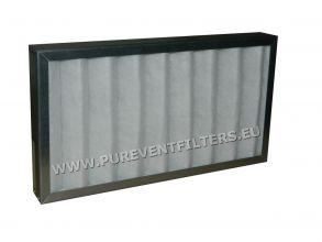 Filtr kasetowy EU4 do WANAS 900H i 1300H (647x359x80)