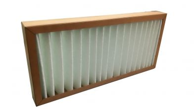 Filtr EU4 do PRO-VENT MISTRAL P400 EC (370x235x19)