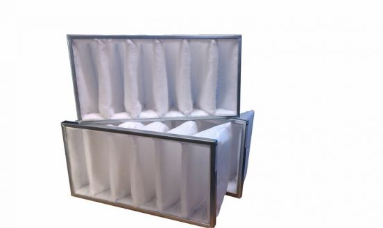Filtr kieszeniowy EU5 do SYSTEMAIR VX 400 EV-L (256x236x380/150) BFVX 400