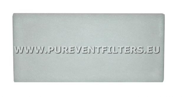 Filtr płaski EU4 do SystemAir PFR 355 (443x456)