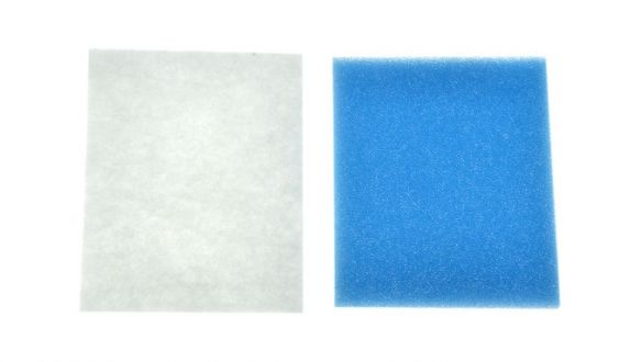 Mikrofiltry do odkurzacza Electrolux XIO wlot i wylot