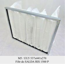 Filtr do SALDA RIS 1500 P (537x441x270)