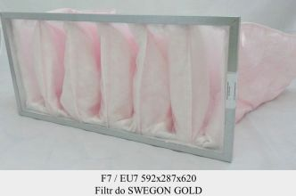 Filtr EU7 do SWEGON GOLD (592x287x620)