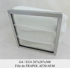 Filtr EU4 FRAPOL AF20/AF40 (287x287x350)