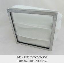 Filtr EU5 do JUWENT typu CP-2 (287x287x360)