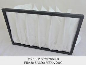Filtr EU5 do SALDA VEKA 2000 (595x390x400)