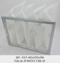 Filtr EU5 do JUWENT typu CSK 05 (402x592x500)