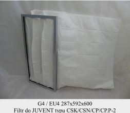 Filtr EU4 do JUVENT (287x592x600)