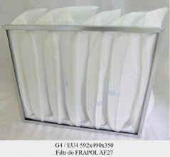 Filtr EU4 do FRAPOL AF27 (592x490x350)