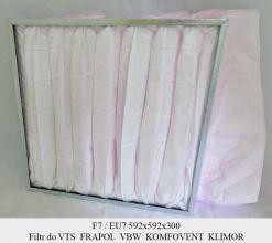 Filtr EU7 do FRAPOL VBW VTS (592x592x300)
