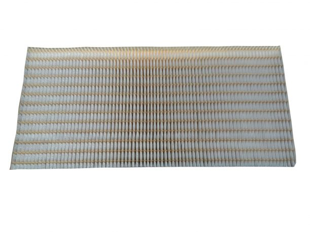 Wkład do filtra EU5 do KOMFOVENT KOMPAKT RECU 700 HE/VE oraz 900 HE/VE (390x235x46)