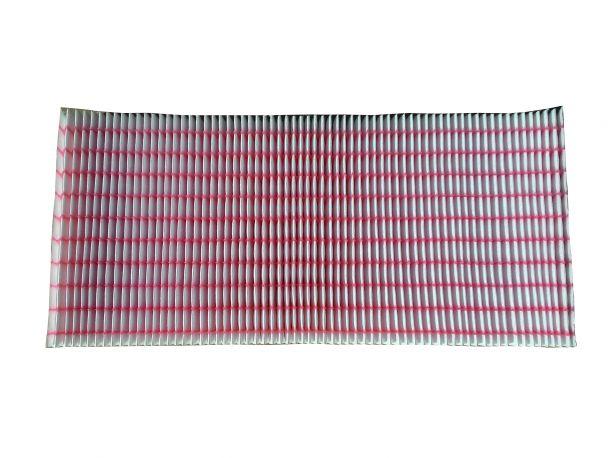 Wkłady EU7 do filtrów KOMFOVENT KOMPAKT RECU 400 H/V. (300x195x44)