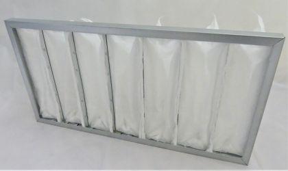 Filtr kieszeniowy EU7 do FLEXIT S/L 7 EX 07-83 (394x223x250)