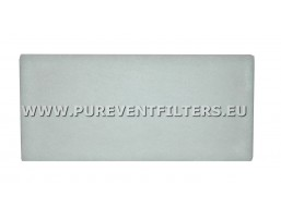 Filtr płaski PVF EU4 455x230 2szt.