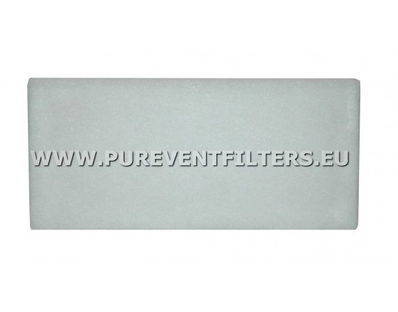 Filtr płaski PVF EU4 P-455x230