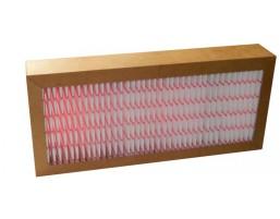 Filtr SALDA RIS 400 PE (300x220x46)